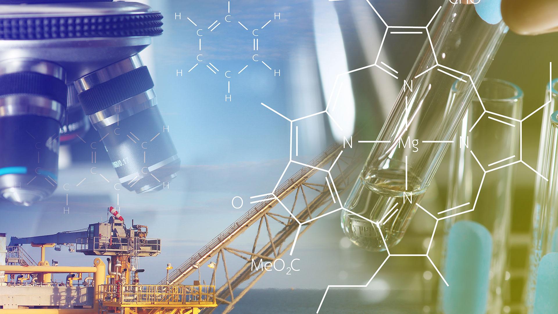 Производство и реализация химических продуктов